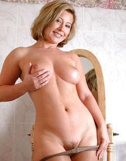 Que des belles femmes matures toute nue
