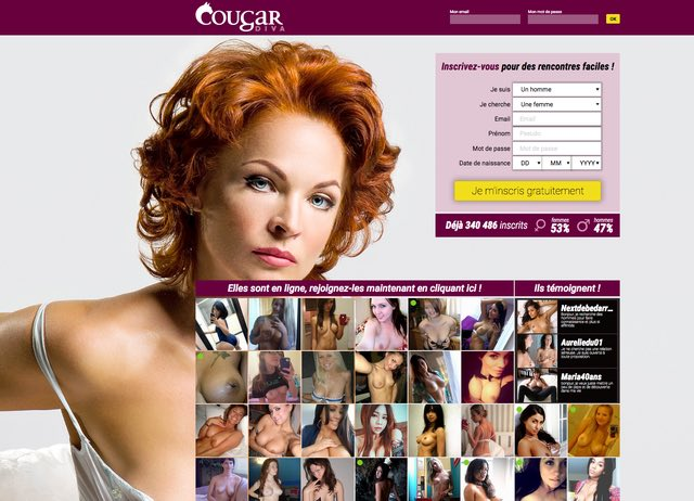 Visite de Cougar Diva