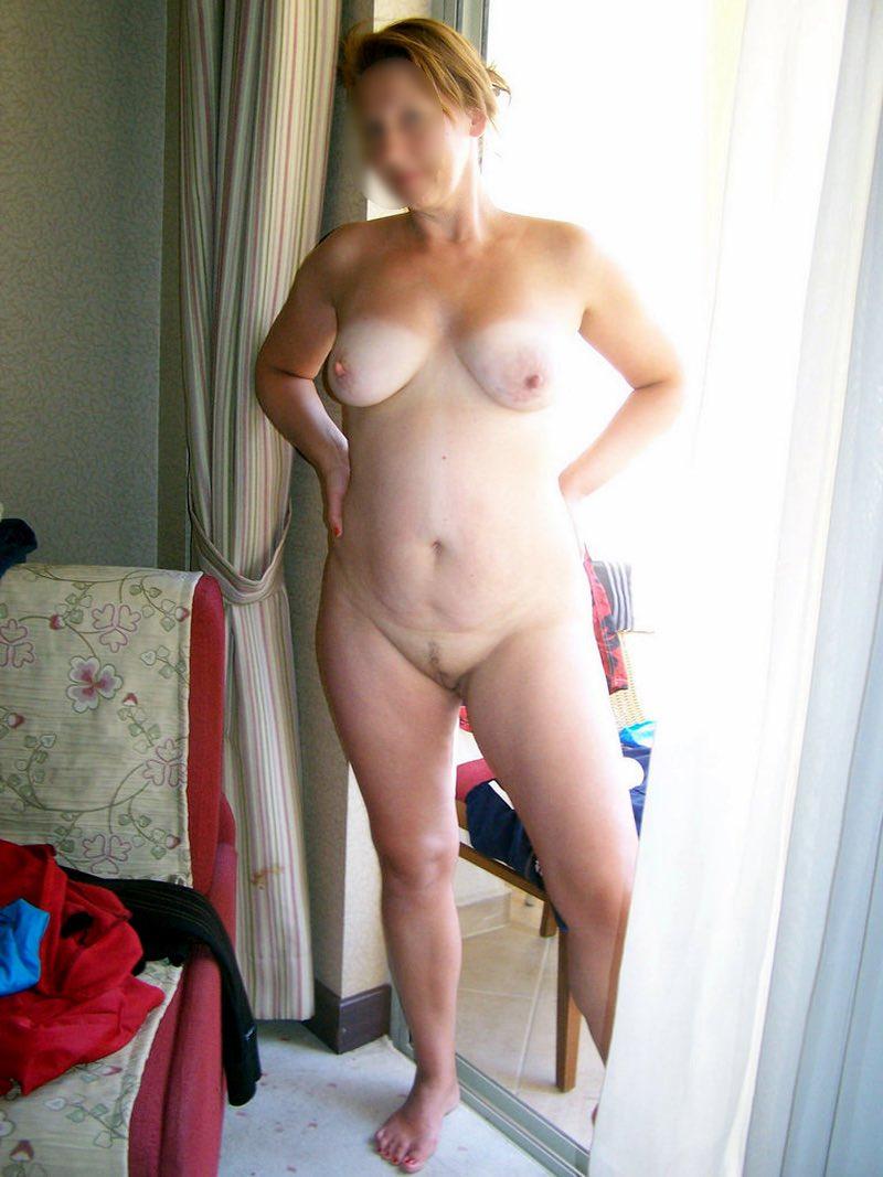 Avec les belles femmes matures nues